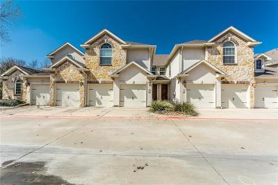Grapevine Townhouse For Sale: 2613 Eagle Drive