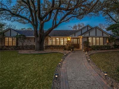Dallas Single Family Home For Sale: 7207 Authon Drive