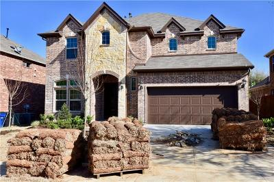 Frisco Single Family Home For Sale: 11418 Henderson Drive