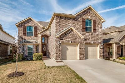 Little Elm Single Family Home For Sale: 14209 Signal Hill Drive