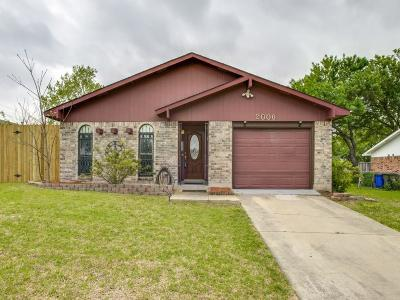 Carrollton Single Family Home Active Option Contract: 2006 Albert Road