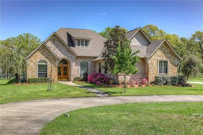 Yantis TX Single Family Home For Sale: $535,000