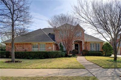 Southlake Single Family Home For Sale: 503 Northwood Trail