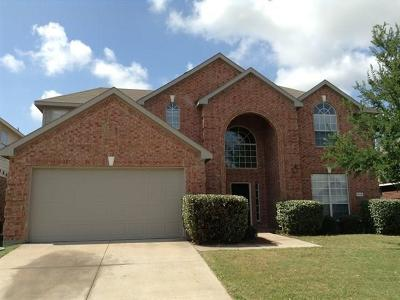 Little Elm Residential Lease For Lease: 2112 Lake Fork Lane
