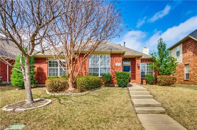 McKinney TX Single Family Home For Sale: $260,000