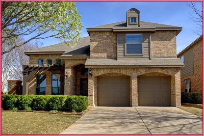 Fort Worth TX Single Family Home For Sale: $325,000