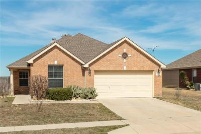 Fort Worth Single Family Home For Sale: 1436 Dun Horse Drive