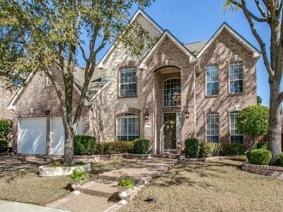 Mckinney Single Family Home For Sale: 8313 Old Hickory Lane
