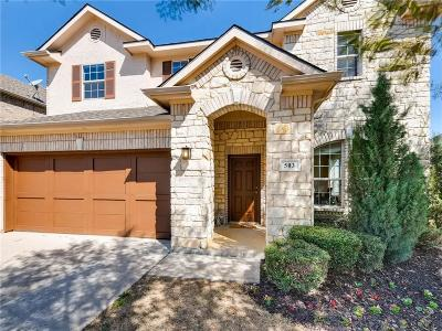 Euless Single Family Home For Sale: 503 Serenade Lane