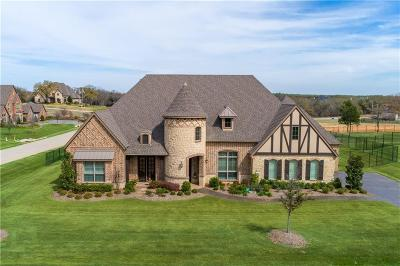 Flower Mound Single Family Home For Sale: 4520 Donnoli Drive