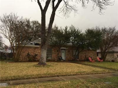 Plano Single Family Home For Sale: 3619 Marlborough Drive