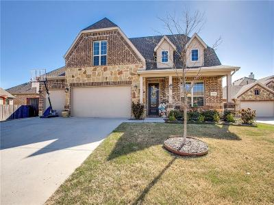 Rowlett Single Family Home For Sale: 3988 Enclave Lane