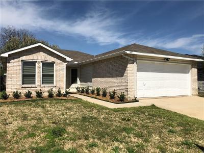 Arlington Single Family Home For Sale: 907 Cortez Drive