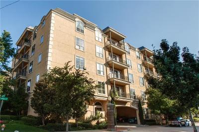 Dallas Condo For Sale: 2300 Leonard Street #401
