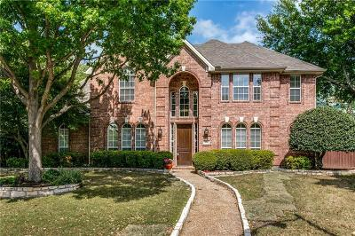 Plano TX Single Family Home Active Option Contract: $469,900