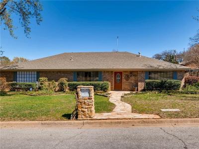 Keller Single Family Home For Sale: 1220 Morris Drive