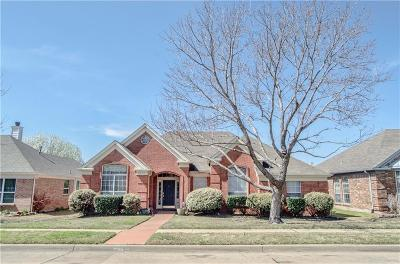Frisco Single Family Home For Sale: 7017 Sonoma Valley Drive