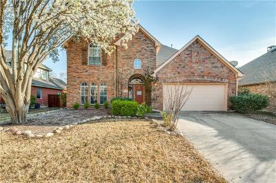 McKinney TX Single Family Home For Sale: $395,000