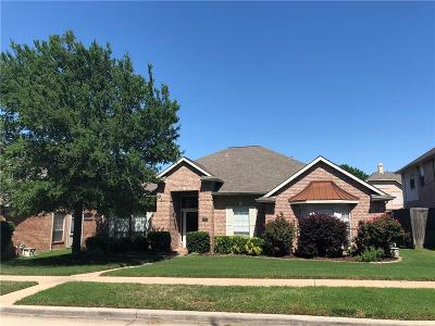 Coppell Single Family Home For Sale: 110 Oakbend Drive