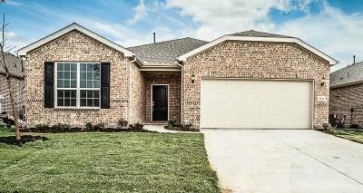 Frisco Single Family Home Active Option Contract: 7230 Honeybee Lane