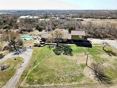 Weatherford Single Family Home For Sale: 4325 N Fm 51