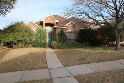Carrollton Single Family Home Active Option Contract: 4212 Oak Grove Drive