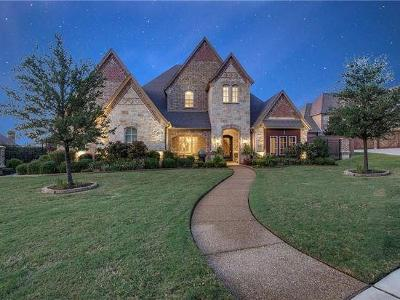 Southlake Single Family Home For Sale: 408 W Chapel Downs Drive