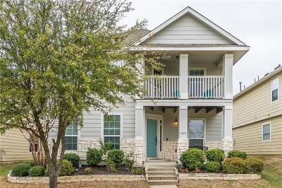 McKinney TX Single Family Home For Sale: $320,000