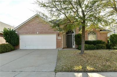 Crawford Farms Add Single Family Home For Sale: 10612 Stoneside Trail