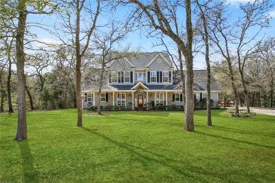 Oak Point Single Family Home Active Contingent: 630 Alexandrite Drive