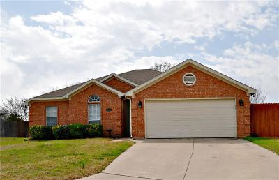 Tarrant County Single Family Home For Sale: 7405 Marsarie Court