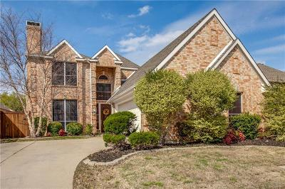 Irving Single Family Home For Sale: 401 Waterside Drive