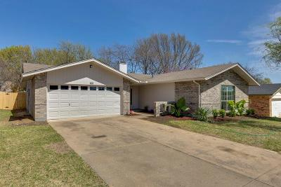 Arlington Single Family Home For Sale: 601 E Williamsburg Manor