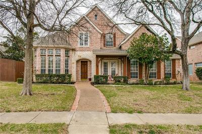 Plano Single Family Home For Sale: 8109 Greensboro Drive