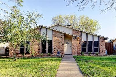 Garland Single Family Home For Sale: 1805 Kingsbridge Drive