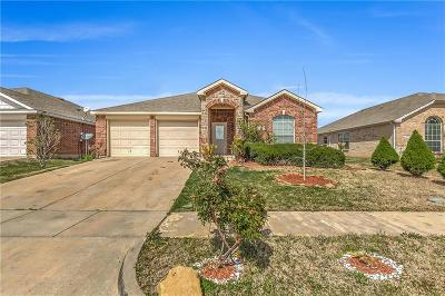 Grand Prairie TX Single Family Home For Sale: $210,000