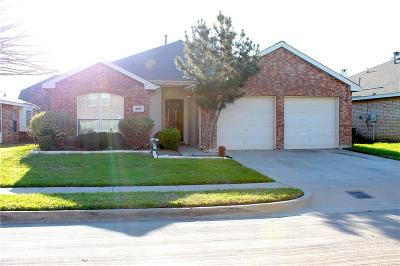 Fort Worth Single Family Home For Sale: 9100 Nightingale Drive