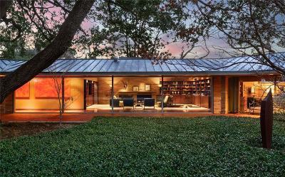 Dallas Single Family Home For Sale: 9234 Rockbrook Drive