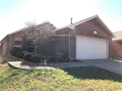Fort Worth Single Family Home For Sale: 6216 Adonia Drive