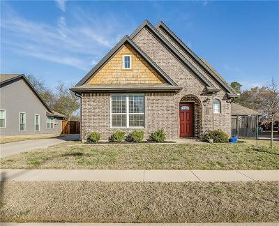 Burleson Single Family Home For Sale: 300 Tinker Trail