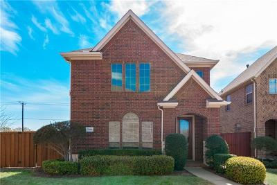 Plano TX Single Family Home For Sale: $338,000
