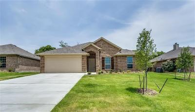 Weatherford Single Family Home For Sale: 1432 Vine Street