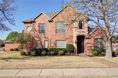 Keller Single Family Home For Sale: 1012 Briar Ridge Drive