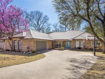 Fort Worth Single Family Home For Sale: 7409 Lochwood Court