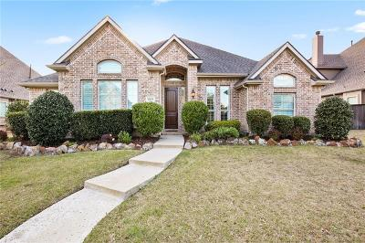 Frisco Single Family Home Active Option Contract: 12893 Brook Ridge Drive
