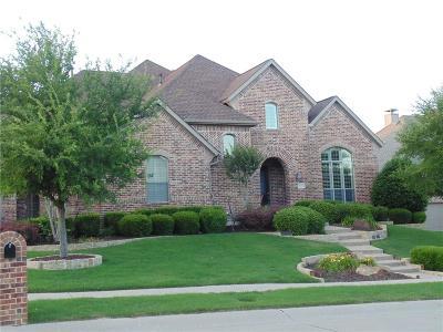 Prosper Single Family Home For Sale: 831 Echo Drive