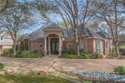 Fort Worth Single Family Home For Sale: 7016 Saucon Valley Drive