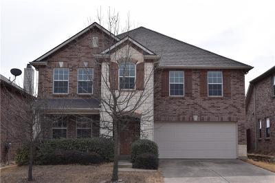 Frisco Single Family Home For Sale: 9953 Dartmouth Drive