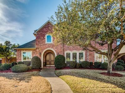 Coppell Single Family Home For Sale: 303 Auburn Way
