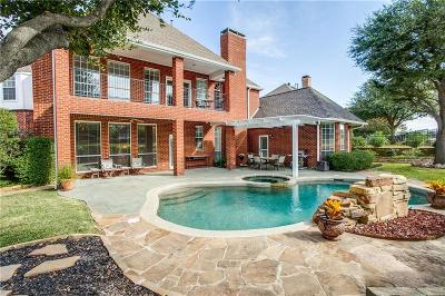 McKinney Single Family Home For Sale: 802 Hills Creek Drive